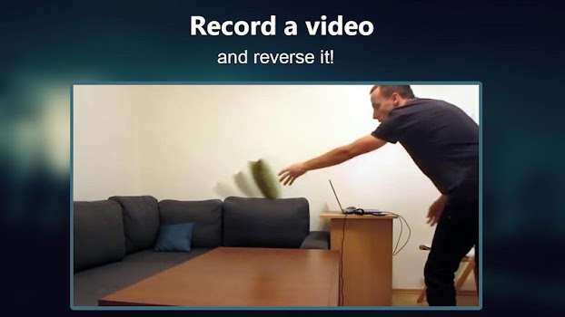 Reverse Movie FX - magic video