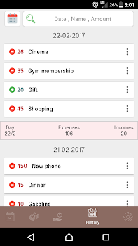budget tracker by puresoft 15 app in expense tracking finance