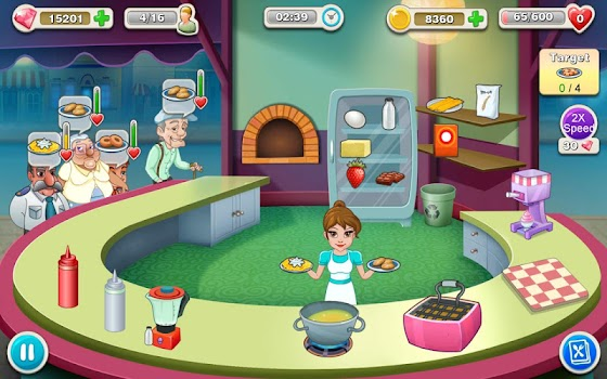 Kitchen Story : Cooking Game - by AppOn Innovate - #16 App in ...