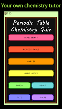 Periodic table chemistry quiz by sipols software education appgrooves urtaz Images