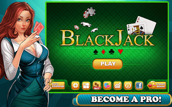 BlackJack -21 Casino Card Game