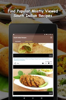 South indian recipes videos by arcane app studio 11 app in south indian recipes videos forumfinder