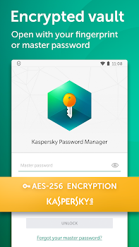Kaspersky Password Manager & Secure Data Vault