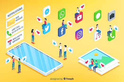 All Social Network & Media All in One