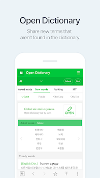NAVER Korean Dictionary