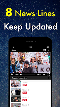 Free TV Shows App:News, TV Series, Episode, Movies