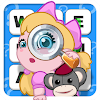 Emma Word Finder - word search game for the family