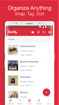 Sortly- Inventory app for business, home inventory