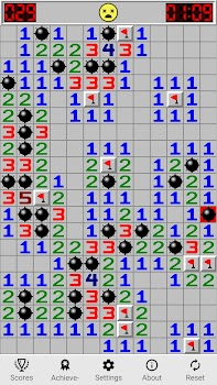 Minesweeping (free) - classic minesweeper game.