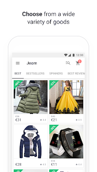 Joom: Shop, find low price deals & buy products