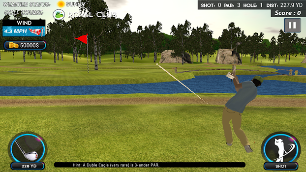 Top Real Star Golf Master 3D