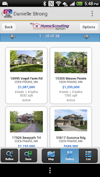 Home Scouting® MLS Mobile