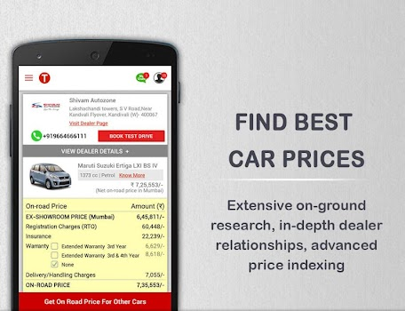 CarTrade - New Cars, Used Cars