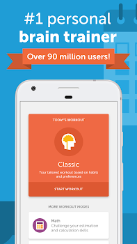 Lumosity: #1 Brain Games & Cognitive Training App