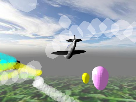 Little Airplane 3D Free - Kids