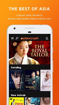 AsianCrush - Movies & TV