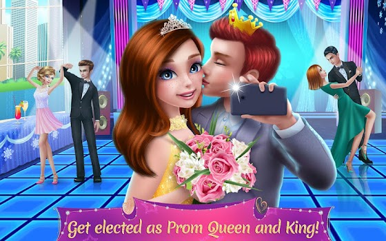 Prom Queen: Date, Love & Dance