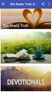 She Reads Truth, Devotionals