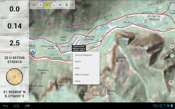 US Topo Maps Pro - by ATLOGIS Geoinformatics GmbH & Co. KG - Maps ...
