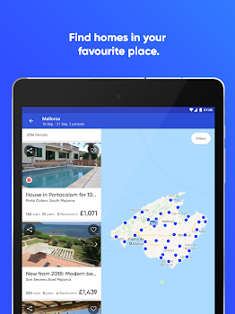 Holidu - Vacation rentals