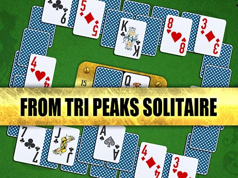 ... Towers Battle: Tripeaks or Pyramid Solitaire ...