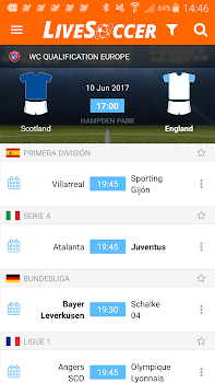 LiveSoccer live scores: FIFA World Cup 2018