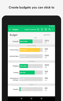 Mint: Budget, Bills, Finance