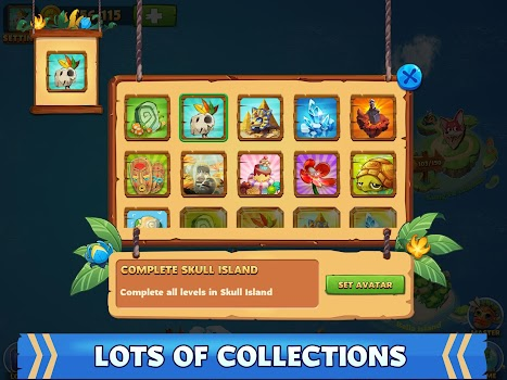 Solitaire - Island Adventure : Free Card Games