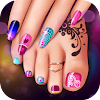 Manicure and Pedicure Games: Nail Art Designs