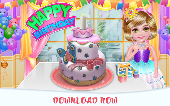 Birthday Cake Master Cooking by bmapps Casual Games Category