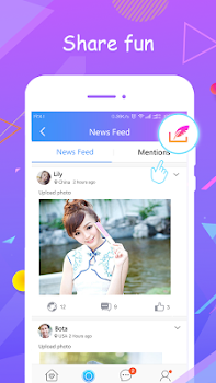 ... WaiYuan-Chatting and dating app ...