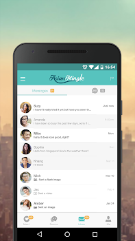 Asian Mingle - Dating Chat with Singles in Asia