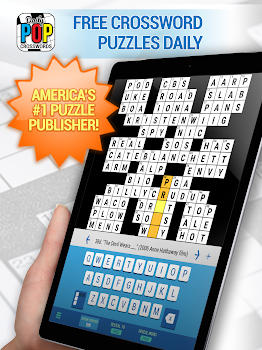 Daily POP Crosswords: Free Daily Crossword Puzzle
