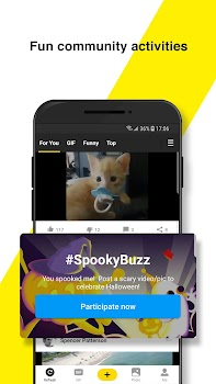 BuzzVideo - Funny Comment Community