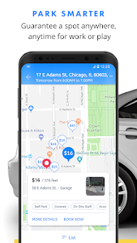 SpotHero: Find Parking Nearby