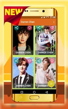 Darren Chen Wallpaper