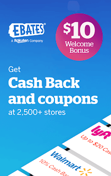 Ebates: Earn Cash Back Rewards on your Shopping