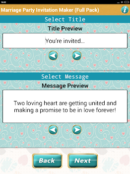 Make marriage invitation cards by sendgroupsms bulk sms make marriage invitation cards stopboris Gallery