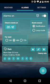 Custom Weather Alerts