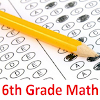 6th Grade Math Test Free