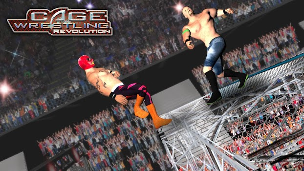 Related Apps: Wrestling Revolution 3D - by MDickie - Sports