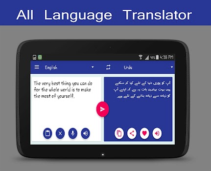 All Language Translator Free