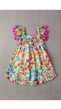 3b4fb23ae New Baby Frock Designs For Cute Baby 2018 - by technolabs ...