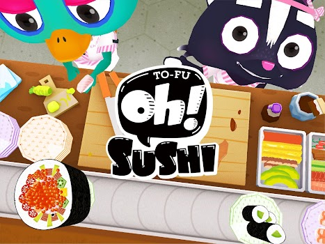 TO-FU Oh!SUSHI