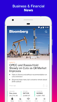 Bloomberg: Market & Financial News