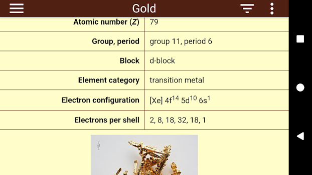 Periodic table by iexamonline 3 app in periodic table of periodic table periodic table urtaz