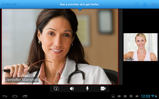 ... LiveHealth Online Mobile ...