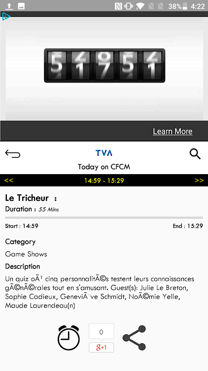 TV Canada Free TV Listing - by Appsaja TV - Entertainment