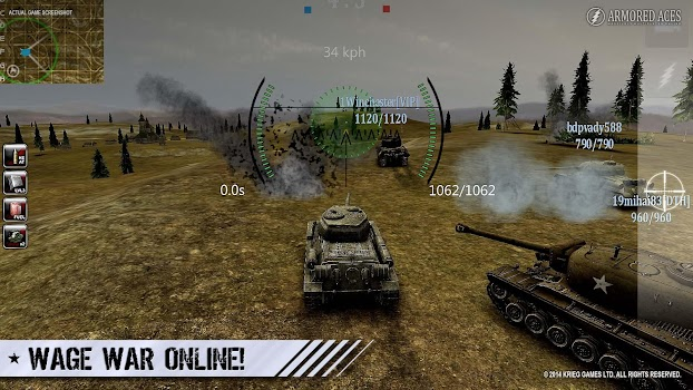 25c89e8672 Armored Aces - Tanks in the World War - by i6 Games - Category - 6 ...