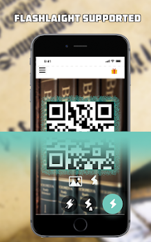 QR & Bar-Code Scanner App : Scan Documents To PDF